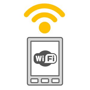 2014年12月より全館無線LAN対応となりました