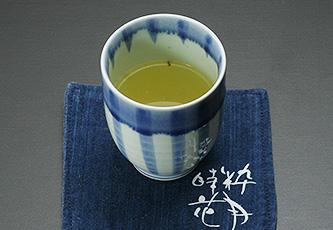 ウェルカムドリンくのそば茶