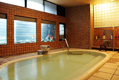 大浴場【川の湯】