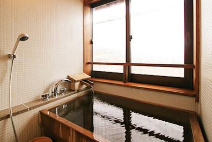 【月の館】メゾネット専用浴室