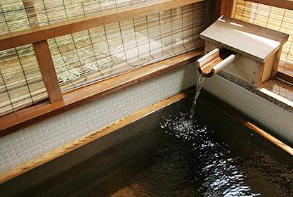 【花の館】花ごよみの間 専用浴室