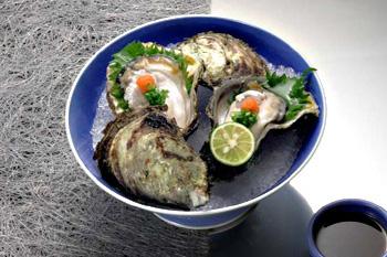 日本海 天然岩牡蠣(2ヶ)