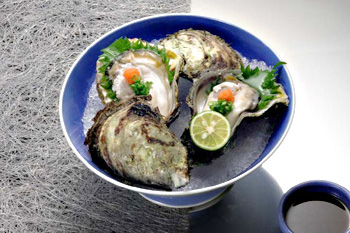 庄内浜 天然岩牡蠣